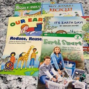 6 Recycling Kids Books